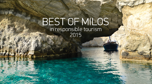 Best of Milos in Responsible Tourism 2015